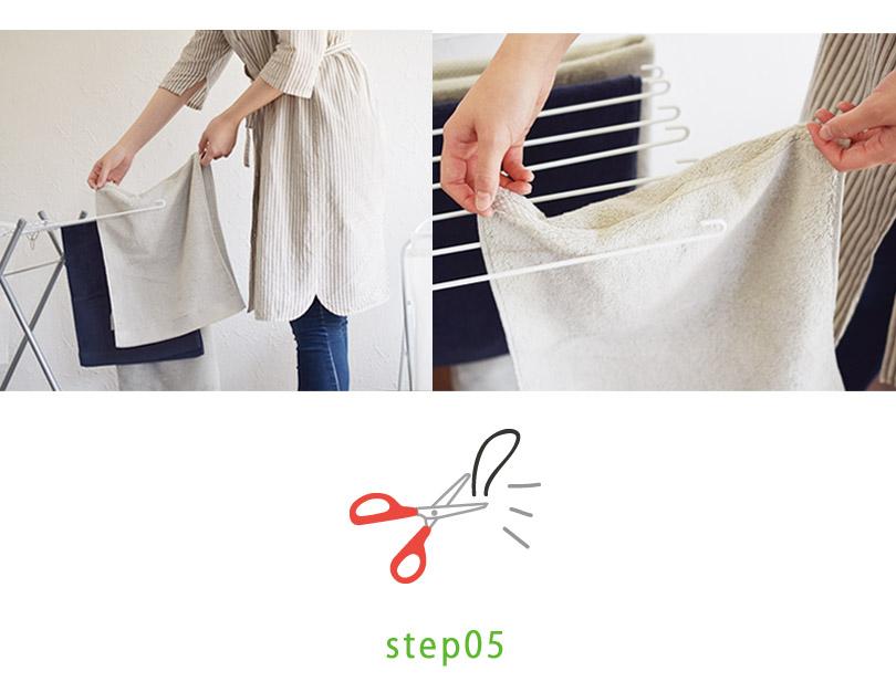 タオルの豆知識 お洗濯について タオルの扱い方