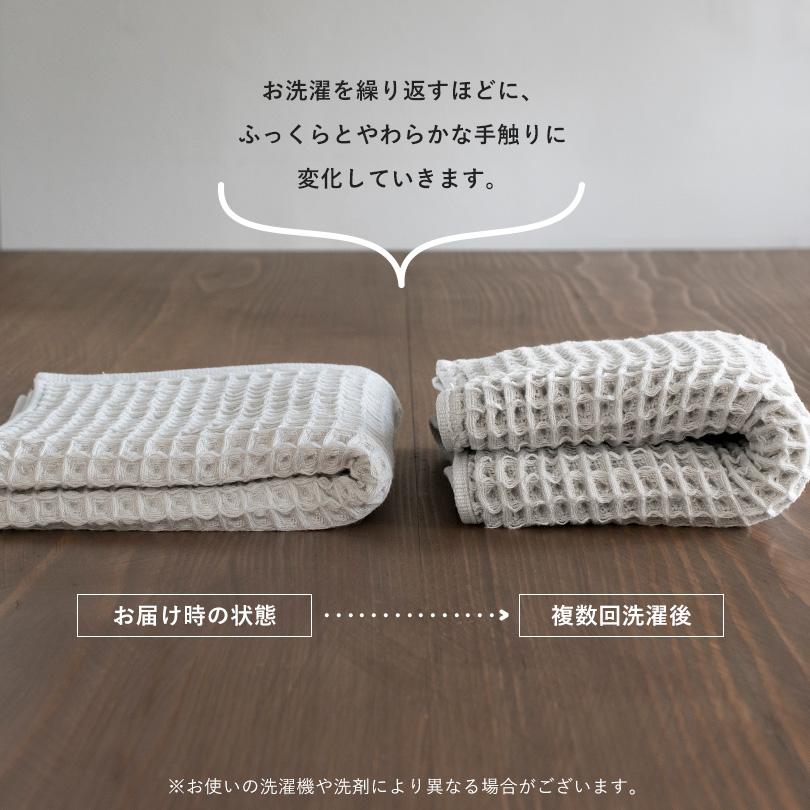 日本製 今治タオル フェイスタオル ワッフル おしゃれ